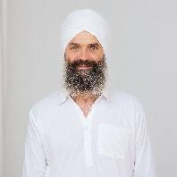 Ram Rattan Singh Roma.Aquarian Trainer Academy
